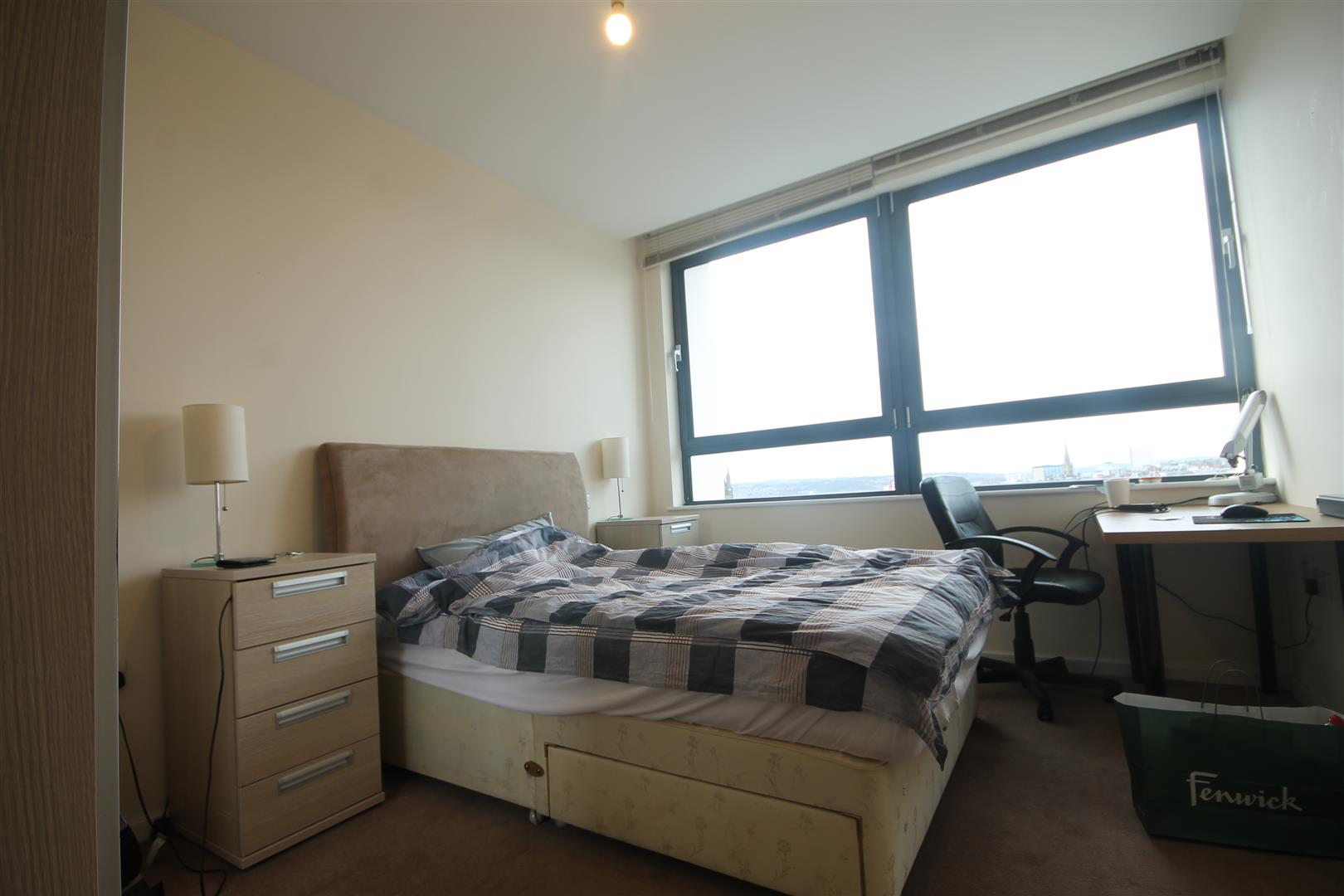 Lvl 9 Apt 14 55 Degrees North Newcastle Upon Tyne, 2 Bedrooms  Apartment ,To Let